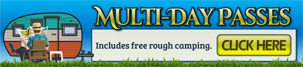 Multi-day pass