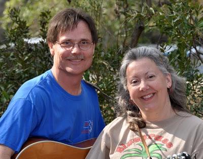 Bluegrass Festival Couple