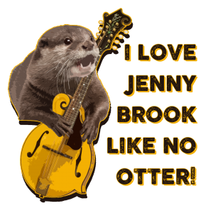 Otter TShirt Design